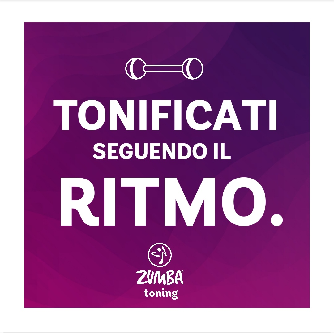 ZUMBA TONING (21/04/20) presso ASD L'accademia a Budrio ...